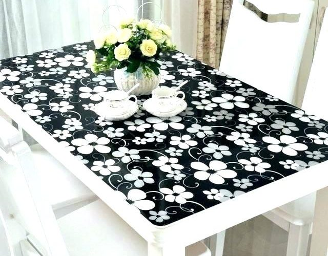 Dining Table Cover Ideas