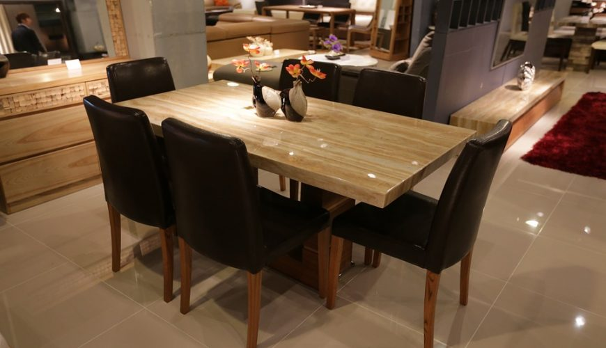 Dining Tables and It's Types